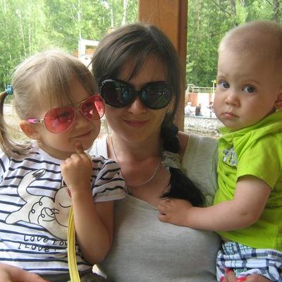 Елена Шелехова, 2 июля 1985, Новосибирск, id13290679