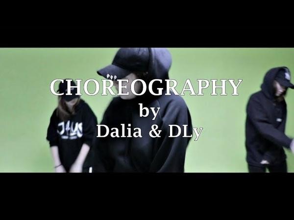 Jackson Wang - Different Game / Dalia DLy Choreography