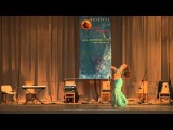 Chernyak Veronika Cairo Mirage Festival professionals 1th place.