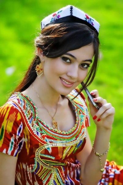 Сексуальная таджичка