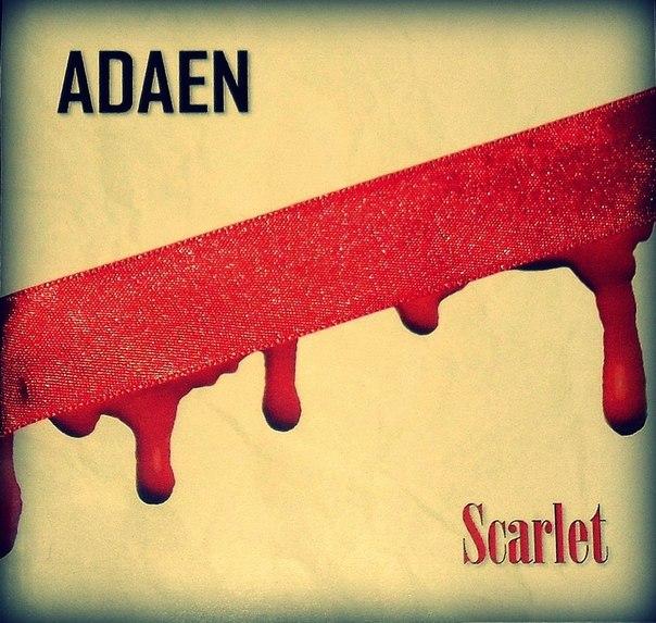 Доступен для скачивания новый EP группы ADAEN - Scarlet (2012)