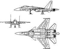 Истребитель Су-35 /Авиабаза =KRoN.