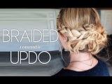 Hårvideo - Braided updo
