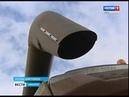 Новый комбайн тестируют на полях Иркутской области