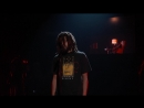 J Cole ft Daniel Caesar Wale Willow Smith Performance BET Awards 2018