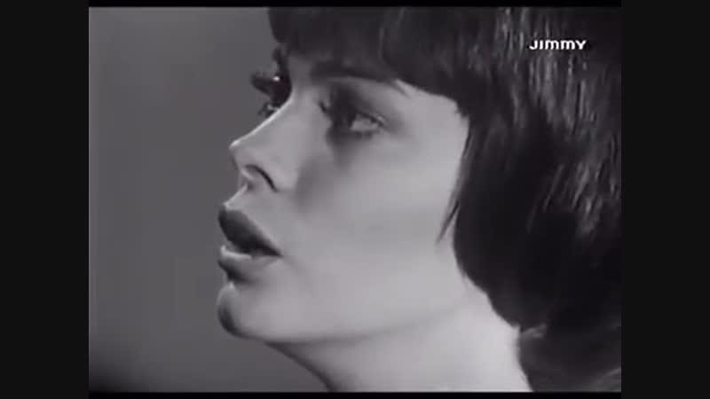 Mireille Mathieu et Sacha Distel - une histoire d'amour -