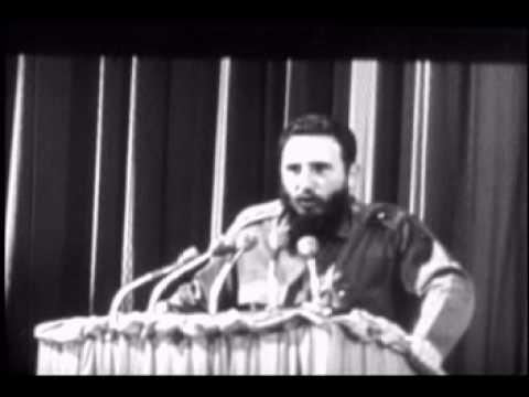 Fidel «bautiza» al Partido Comunista de Cuba