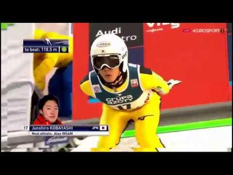 Skoki narciarskie Cała 1 seria Wisła 19 11 2017