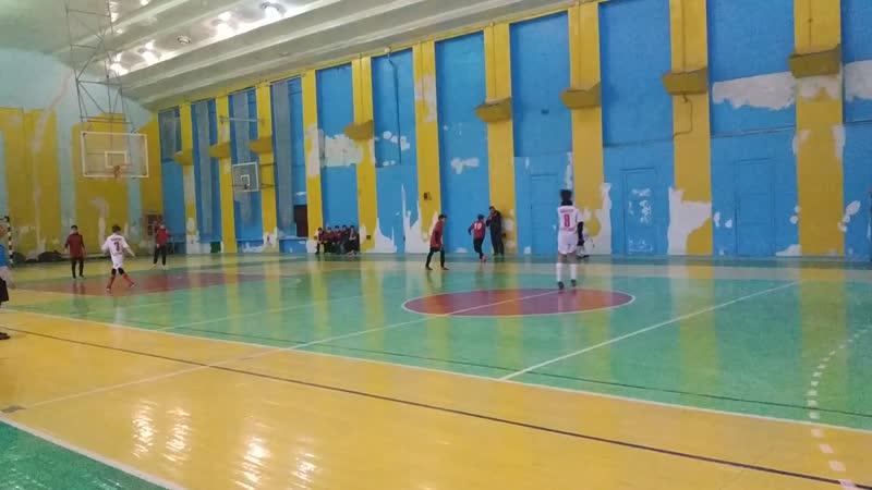 СДЮСШОР-06 - Шахтер (Луганск) 2 тайм