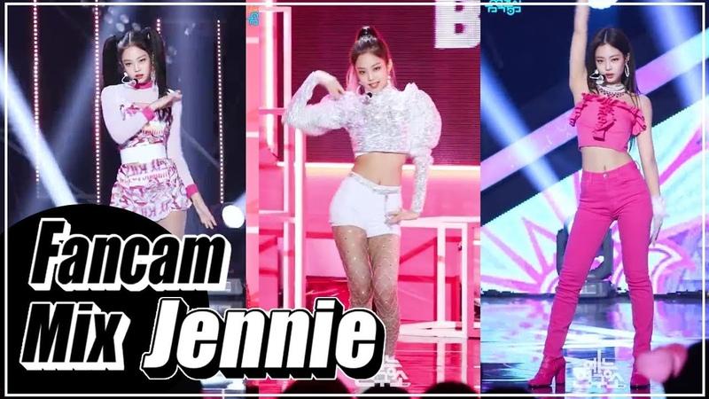Jennie 뚜두뚜두 DDU-DU DDU-DU Fancam Mix