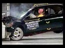 Crash Test Honda Civic ncap test