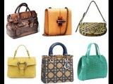 Организация и хранение вещей в доме. 2014/  Хранение сумок / Home Organizing