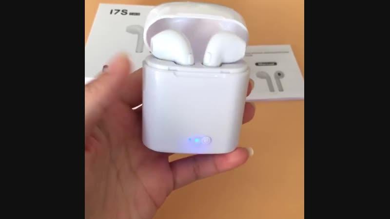 I7s Tws Twins Bluetooths Mini In-ear Sport Earphone With 2 True Wireless Stereo Earbuds - Buy I7s Tws Earphone,Sport Blue Tooth