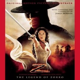 James Horner альбом The Legend of Zorro