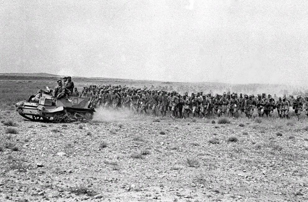 Тунис, март 1943 г.