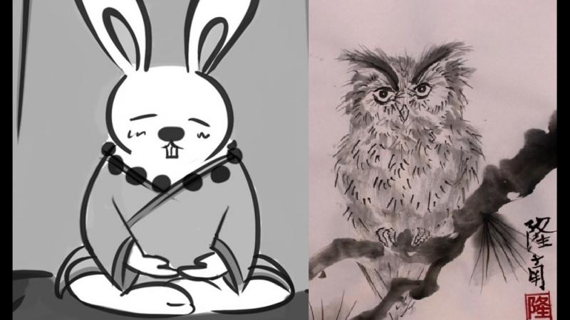Вэй у вэй Неискушённо мудрые или говорила сова кролику
