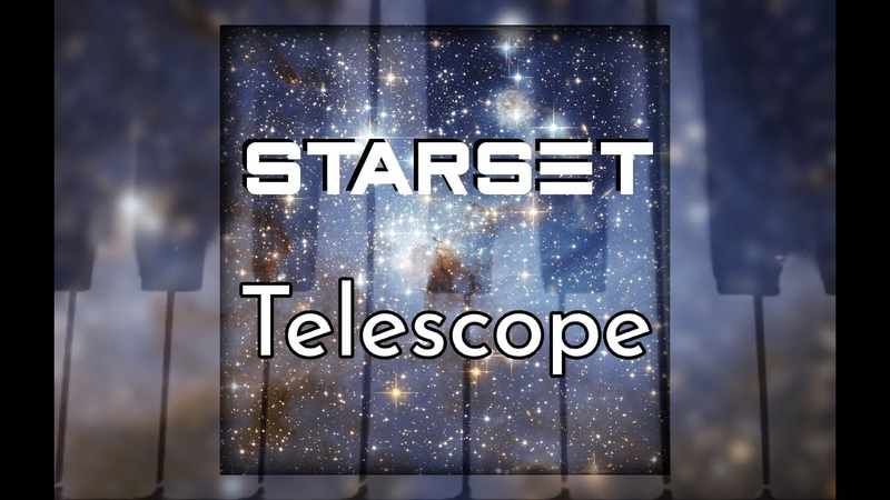 STARSET - Telescope - Synthesia Piano Tutorial
