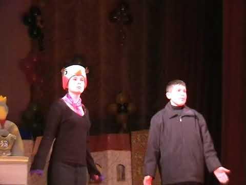 Детский театр Горчично зёрнышко.Оскар Уайльд Счастливый принц.Часть вторая.
