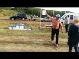 Деду Сашу поехал на новой технике на соревнование г. Бирск Кубок РБ по мотокроссу !!!