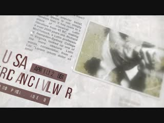 Shadows of past historical slideshow - videohive (after effects)