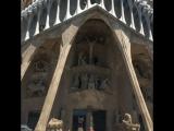 Barselona, de la Sagrada Familia