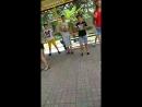репетируем танец