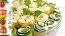 Алена Митрофанова. Будет съеден первым! Потрясающий салат к празднику!