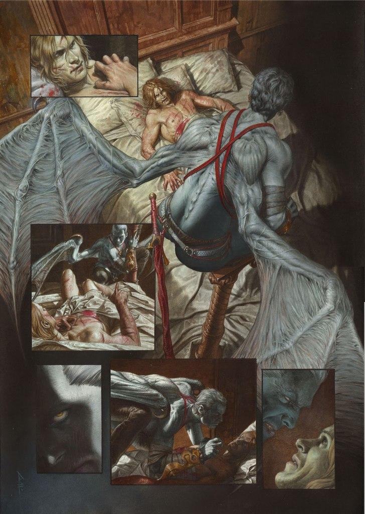 картинки демоны и геи