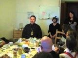 Домашняя церковь 2014.04.23 Санкт-Петербург (Архиепископ Сергей Журавлев)