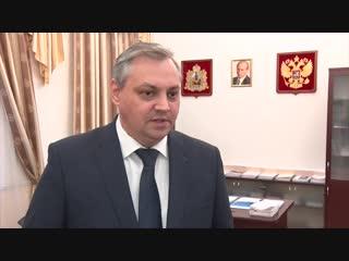 Алексей Алсуфьев об инвестициях в инфраструктуру Ленского района