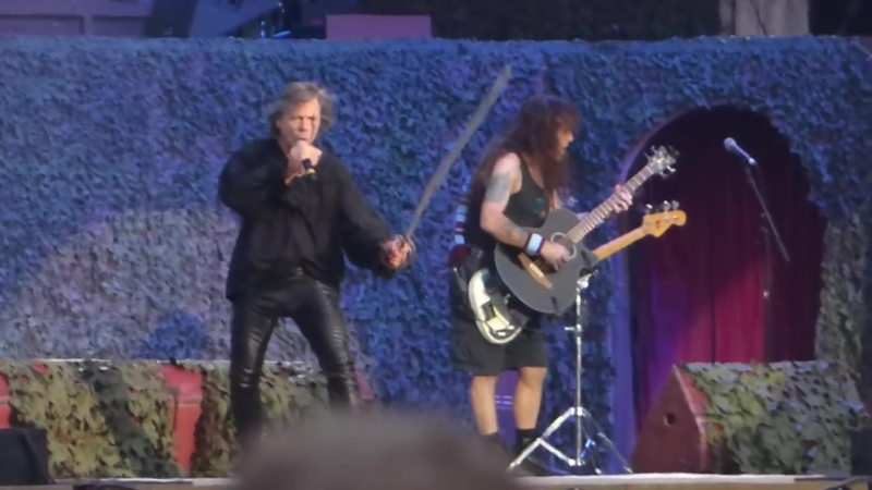 Iron Maiden - The Clansman - Dessel 22-June-2018