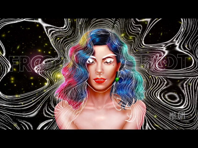 Marina and the Diamonds - The Neon Nature Tour Backdrops - Electra Heart to FROOT by Mr.GM