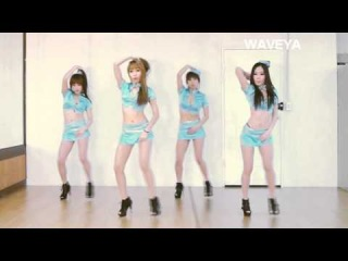 티아라 T-ara 넘버9 Number Nine K-pop Dance Cover Video 웨이브야 Waveya