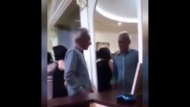 Пяный дед