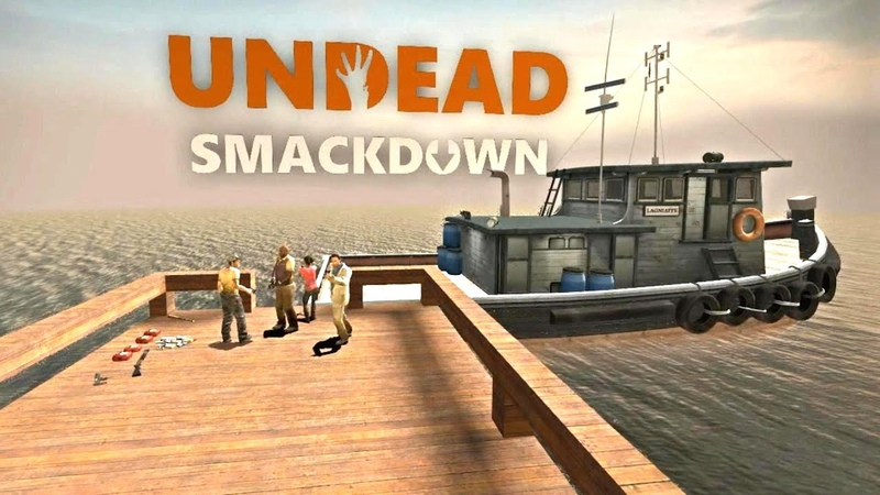 Left 4 Dead 2 - Undead Smackdown Custom Campaign Gameplay Playthrough