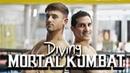 Diving Mortal Kombat Rommel Pacheco vs Tom Daley