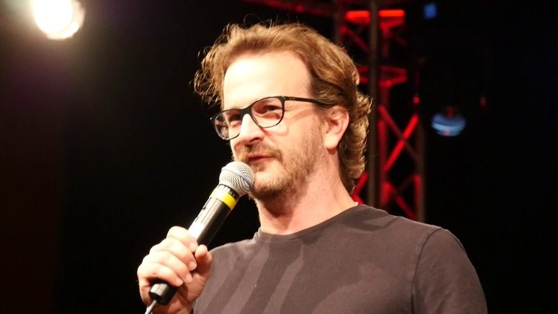 2018 JIB 9 Friday - Richard talks naked jet-skiing...