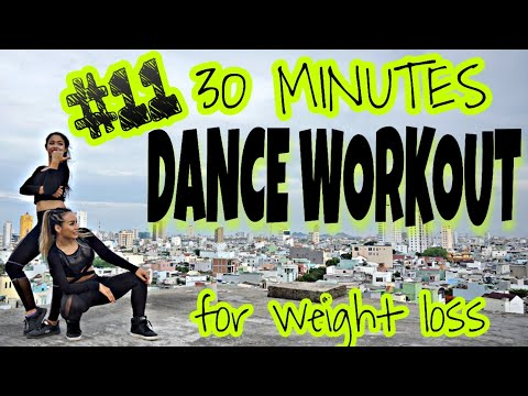 11 | 30 MINUTES DANCE FITNESS WORK OUT FOR WEIGHT LOSS | 30 Phút Đốt Mỡ | MICHELLE VO