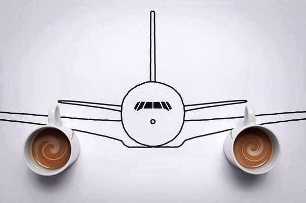 З кавою хоч на край