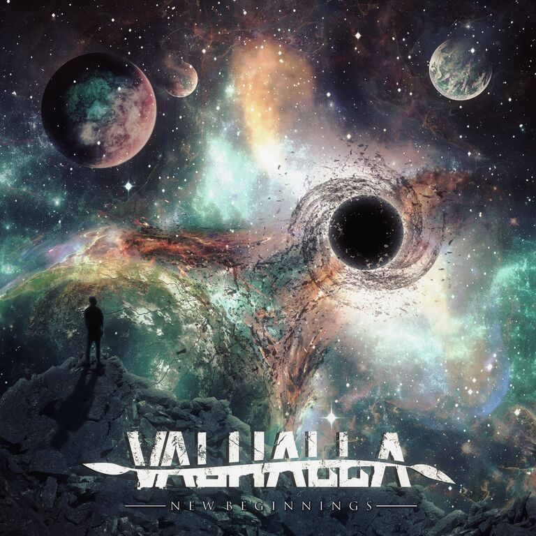 Valhalla - New Beginnings [EP] (2015)