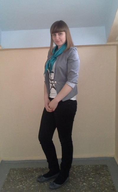 Дарья Мамычева, 27 апреля 1996, Дубна, id185153238