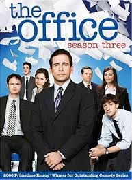 The Office US S03E21-22