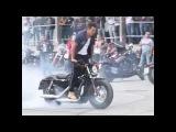 Открытие сезона в Екатеринбурге - Harley Davidson 2013