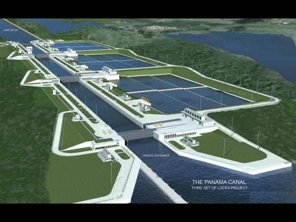 Панамский Канал / Документальный / Discovery
