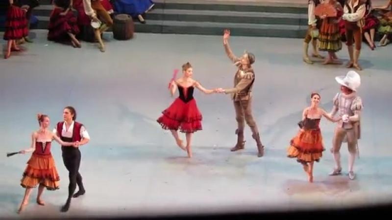 18.07.2018 Mikhailovsky Theatre, Don Quixote, 11 video-clips - Михайловский театр, Дон Кихот, 11 видео-клипы (4)
