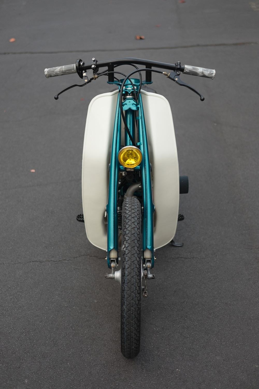 Майк Додд: кастом Suzuki FR50