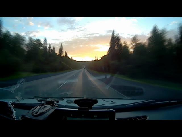 2D ДИАГНОЗ ДАЛЬНОБОЙЩИК - Дорога через Уральские горы 2 часть