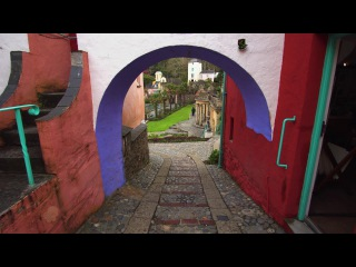 Testing the Zhiyun Crane M Gimbal with a Sony a6300 in Portmeirion
