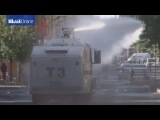 Kurds Clash With Police During Protest Against IS in Kobani