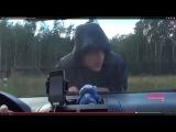 Видео. Нападение на журналистов на кладбище под Псковом